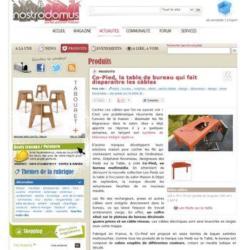 Revue de presse archives page 5 sur 6 les pieds sur la table - Bureau multimedia design ...