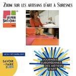 Métiers d'art, Exposition mobilier design Les Pieds Sur La Table aux Journées européennes des Métiers d'Art 2017 à Suresnes