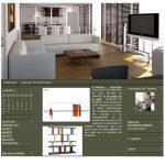 Mobilier design modulaire et coloré dans Blog TV France 2 2012. Meubles design sur mesure et en couleurs Les Pieds Sur La Table