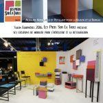 Nouvelle collection meubles pour l'hotellerie, meubles sur mesure et colorés Les Pieds Sur La Table au salon Equiphotel novembre 2016