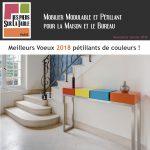 Newsletter janvier 2018 Voeux Mobilier design modulable Les Pieds Sur La Table