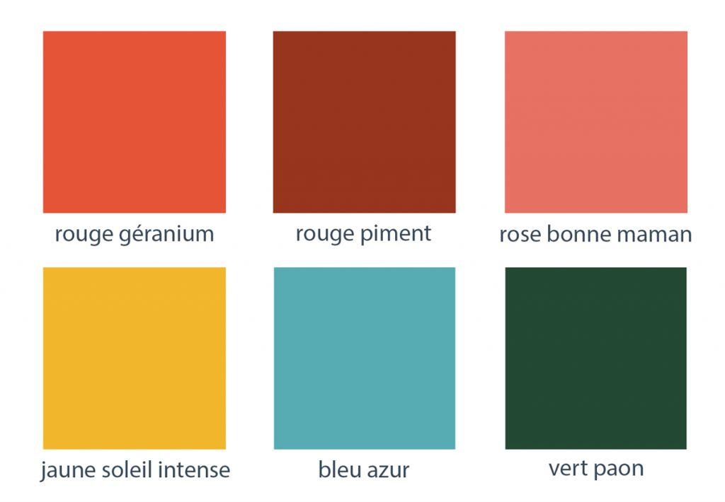 Nouvelles couleurs de laque contemporaine sur meubles design sur mesure Les Pieds Sur La Table créateur et fabricant de meubles modernes sur mesure