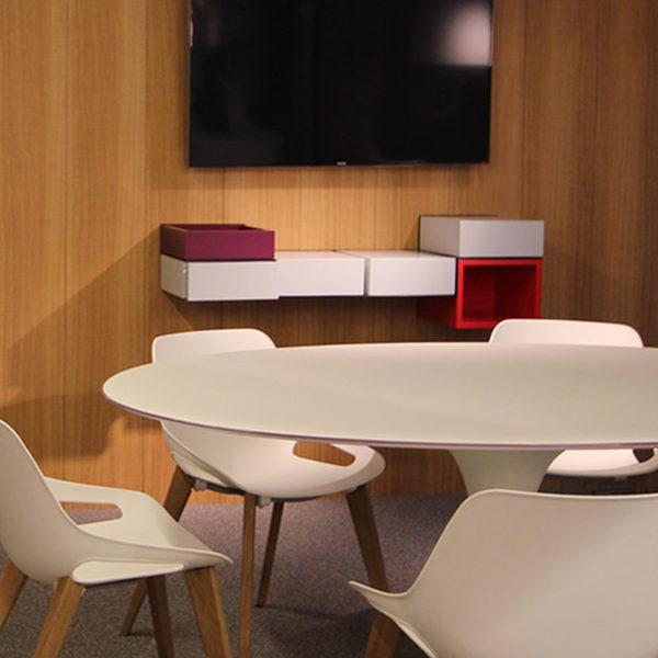 bureau connect pas pied dans la croix mobilier les. Black Bedroom Furniture Sets. Home Design Ideas