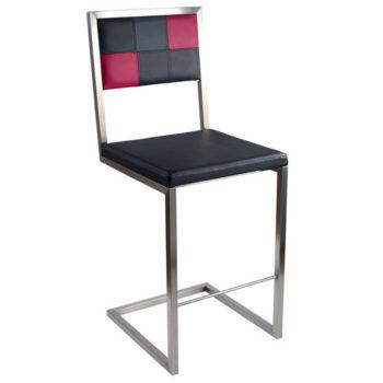 chaise de bar design Echass-Pied - Meubles Les Pieds SUr La Table