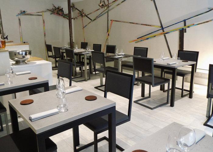 Chaises de restaurant Pied-Tine
