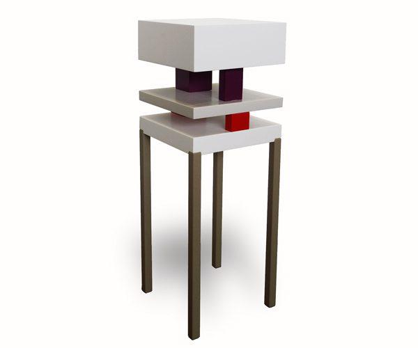 console design graphique Pied de-Grue mobilier Les Pieds Sur La Table modèle original