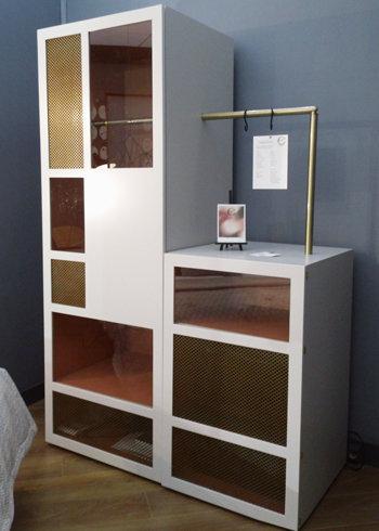 Meuble Minibar Chambre D Hotel Mobilier Les Pieds Sur La Table