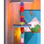 lampadaire graphique cubes en couleurs Pied-Jeu mobilier Les Pieds Sur La Table France 2