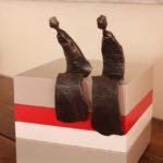 socle pour objet d'art sur mesure Mille-Pied petit modèle mobilier Les Pieds Sur La Table