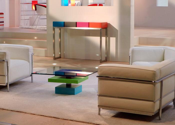 table basse laqu e sur mesure mobilier les pieds sur la table. Black Bedroom Furniture Sets. Home Design Ideas