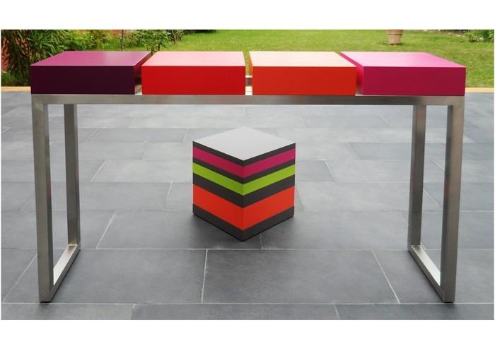 table basse avec rangement mobilier les pieds sur la table. Black Bedroom Furniture Sets. Home Design Ideas