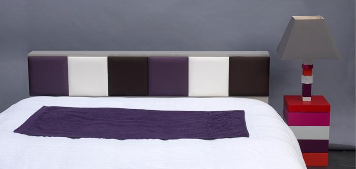 t te de lit avec rangements sur mesure mobilier les. Black Bedroom Furniture Sets. Home Design Ideas