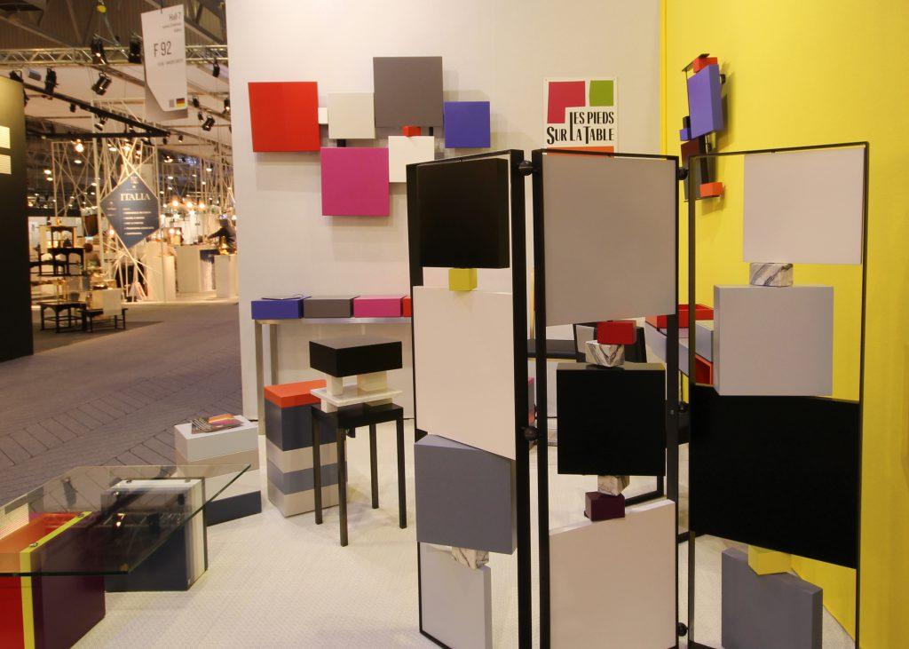 vente fond d 39 atelier mobilier les pieds sur la table. Black Bedroom Furniture Sets. Home Design Ideas